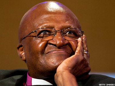 Desmond Tutu: A Rock Star for Equal Rights