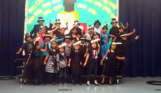WATCH Kindergarteners Perform Vogue