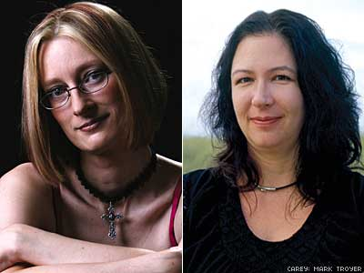 Sex and Fantasy From Best-Selling Authors Jacqueline Carey and Larissa Ione