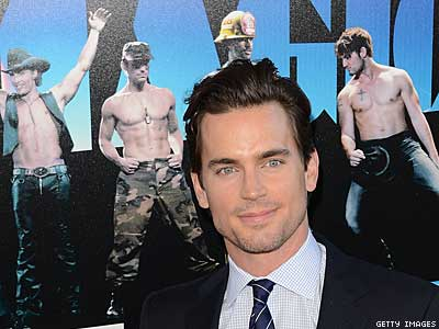 Don't Call Matt Bomer a Gay Actor
