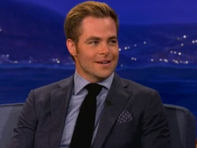 WATCH: Chris Pine Shares His Nude Encounter at Gay Pride