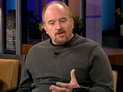 WATCH: Louis C.K. Wishes He Was Gay