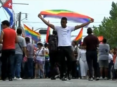 Gay Cubans Demand Rights Ahead of Pride