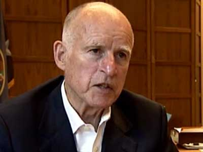 Jerry Brown's Advice for Scottish Pols on Marriage Equality: Be a Leader