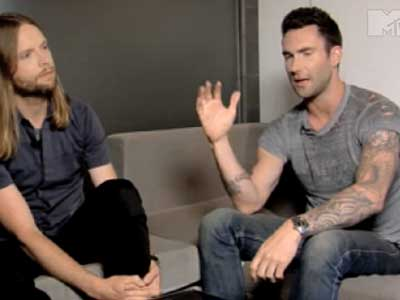 WATCH: Same-Sex Marriage Would Be Legal If Adam Levine Were President