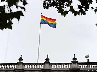 A Smaller WorldPride to Go on in London