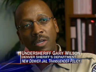 WATCH: Denver Sheriff's Department Launches Progressive Transgender Inmate Policy