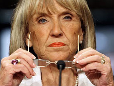 Jan Brewer Asks Supreme Court to Strip Benefits From Same-Sex Partners