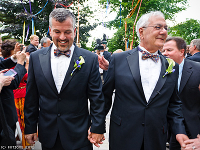 UPDATED: Barney Frank Marries Longtime Partner