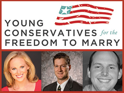 Young Conservatives for the Freedom To Marry Launches