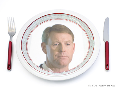 Foods That Tony Perkins Can't Eat