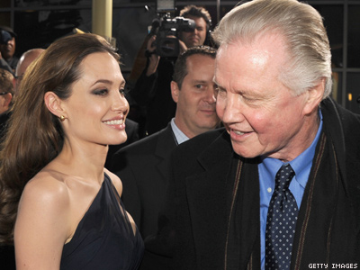 Jon Voight Stands With Brad Pitt's Mom Against Same-Sex Marriage