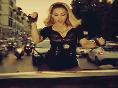 WATCH: Madonna's 'Turn Up the Radio' Video Premieres