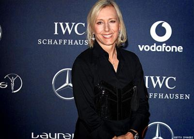 Navratilova Presses Quinn to Reform NYC's Horsedrawn-Carriage Industry