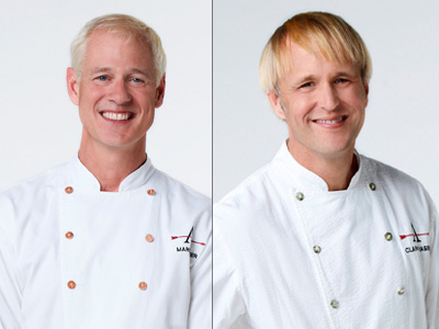 The Gay Couple That Might Just Win Top Chef Masters