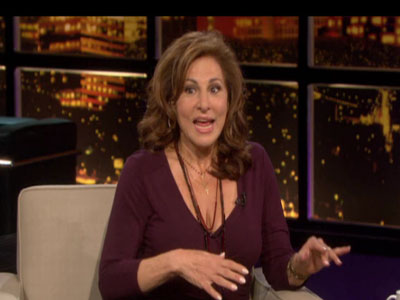 Kathy Najimy Heads for Bear City