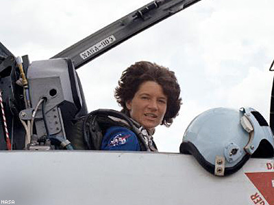 The One Label Sally Ride Used for Her Life Was 'Private'