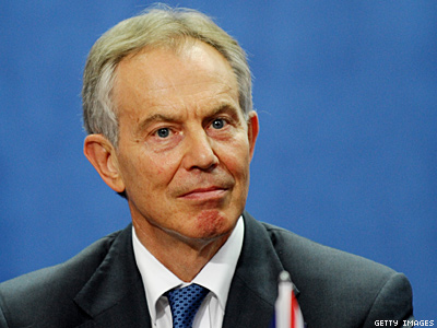 Tony Blair Supports Marriage Equality in New Interview