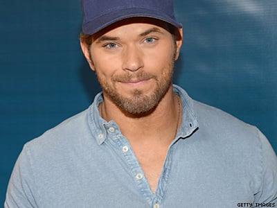 Kellan Lutz To Star in Film Set in Gay World