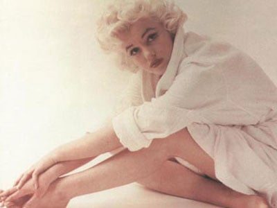 Marilyn Monroe Worried She Was Lesbian, Alleges New Book