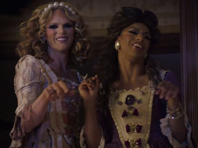 WATCH: Gay Cinderella Filled with Familiar Faces