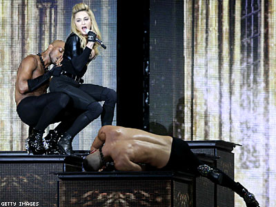 Madonna's Intimate Paris Show Will Stream Live Tonight