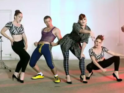 "WATCH: ""Let's Have a Kiki"" — Scissor Sisters Show You How"