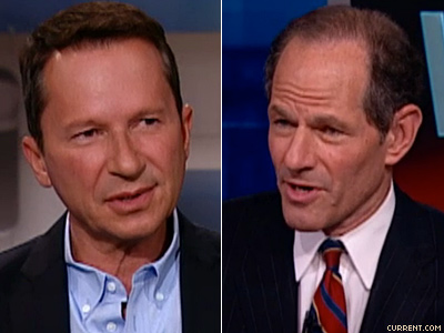 Former NY Gov Eliot Spitzer Is Never Going Back to Chick-Fil-A