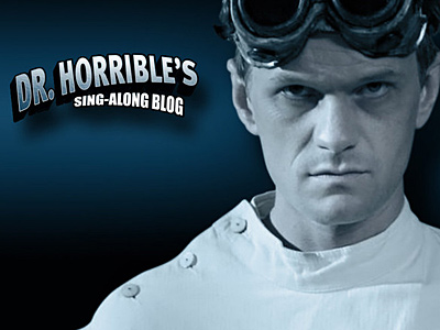 Neil Patrick Harris's Dr. Horrible Finally Coming to TV