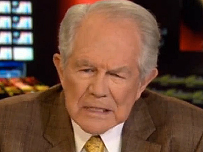 WATCH: Pat Robertson Says Democrats Have Death Wish Over Marriage Equality