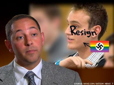 Gay Student Leader Takes Harassing State Attorney to Court