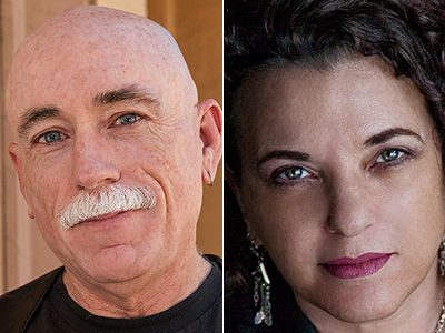 Sex Writers Race Bannon and Gloria Brame Share Their Passions