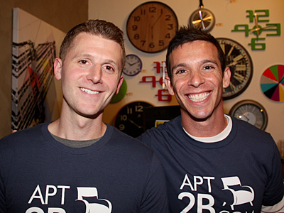 Gay Business Apt2B Needs LGBT Votes This Month