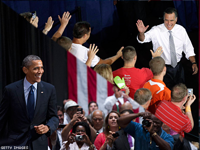 Democratic Convention to Sharply Contrast Obama, Romney