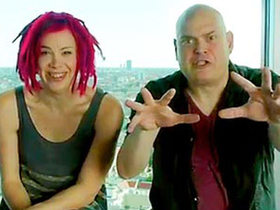 The Wachowskis Say They're Still Best Friends