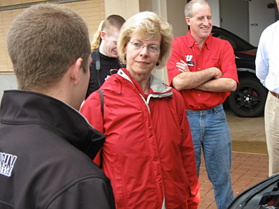 Polls Show Improvement for Tammy Baldwin as She Awaits GOP Challenger