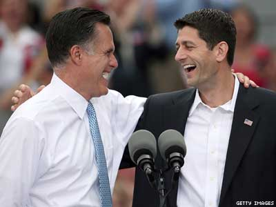 Gay Republicans Praise Romney for Ryan VP Pick