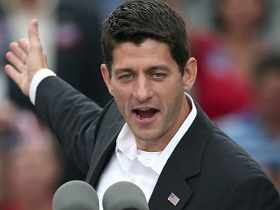 Ryan: Rights Come from Nature and God, Not Government