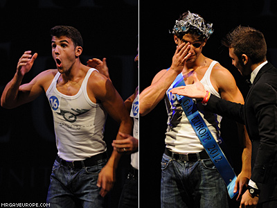 Spanish Man Wins Mr. Gay Europe Crown