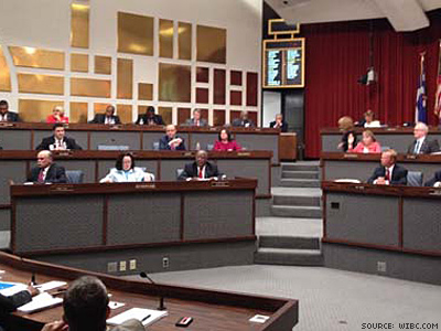 Indianapolis City-County Council Approves Domestic Partner Benefits