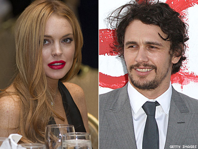 James Franco Is Making a Movie About Lindsay Lohan