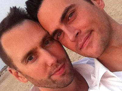 Cheyenne Jackson's Secrets to a Successful Marriage