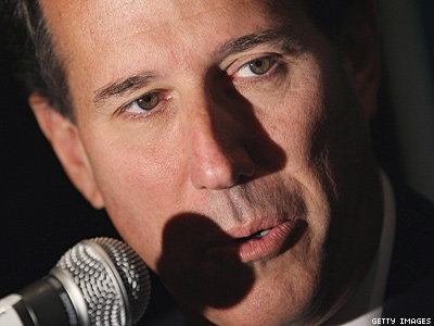 Rick Santorum Called in to Fight Marriage Equality in Washington