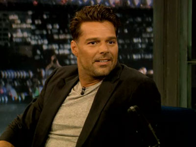 WATCH: Ricky Martin Spoofs His Past Work