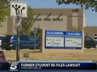 Former Student Sues School For Bullying, Harassment