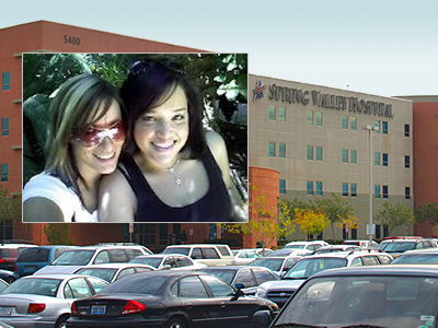 Lesbian Couple Face Discrimination at Nevada Hospital