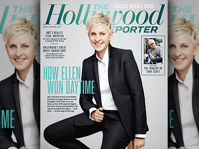Ellen DeGeneres: 'I Stand For Honesty, Equality, Kindness, Compassion'
