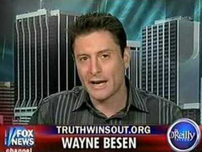 Right-wing Groups Seek to Ban Wayne Besen From Fox