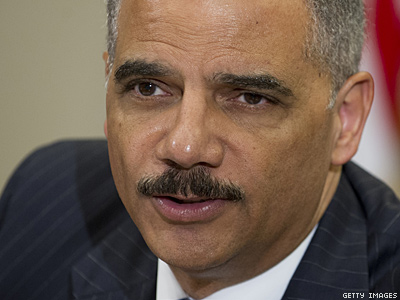 WATCH: AG Holder to LGBT Lawyers: 'Common Cause' With Obama Administration