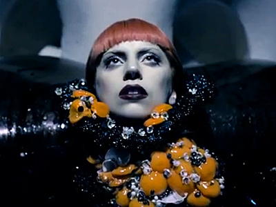 WATCH: A New Clip for Lady Gaga's Fragrance